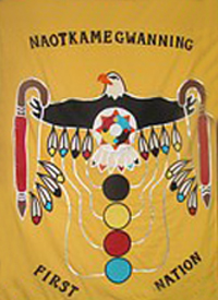 Naotkamegwanning First Nation Logo