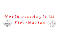 Northwest Angle #33 First Nation Logo